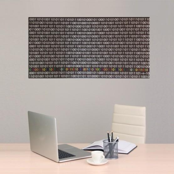 Tableau design code binaire