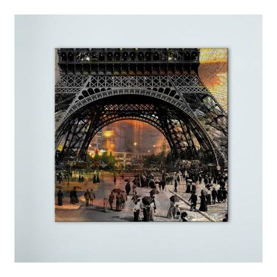 Tableau Paris belle epoque