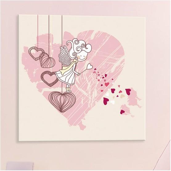 Tableau Petite Fée de l'Amour