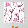 Tableau Fleurs de Cerisier Roses