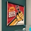 Tableau Publicité More Beer