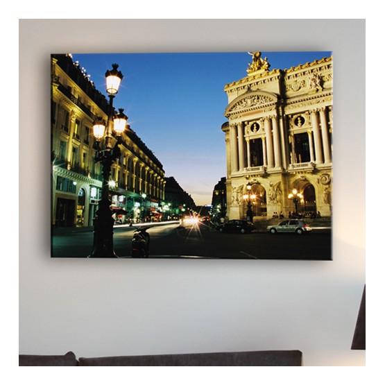 Tableau Paris Opéra