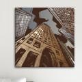Tableau Design Manhattan Building