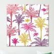 Tableau Palmiers Design