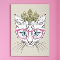 Tableau Princess Kitty