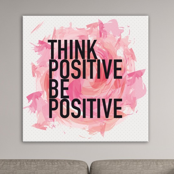 Tableau Think Positive