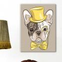 Tableau Dandy Bulldog