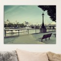 Tableau Paris bords de Seine