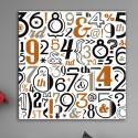 Tableau Design Chiffres Texte Graphique