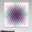 Tableau Design Trame en Stéréoscopie