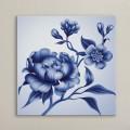 Tableau Fleur Bleue