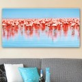 Tableau Flamants roses