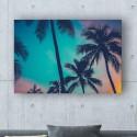 Tableau Coucher de Soleil à Miami