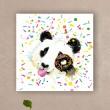 Tableau Panda et donut