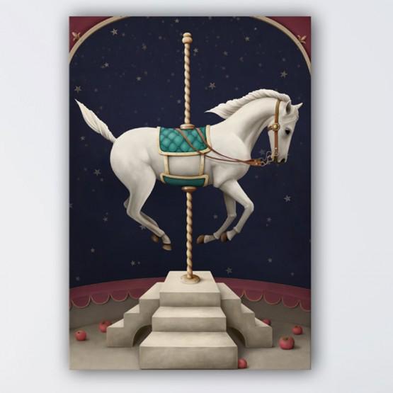 Tableau Cheval de Manège