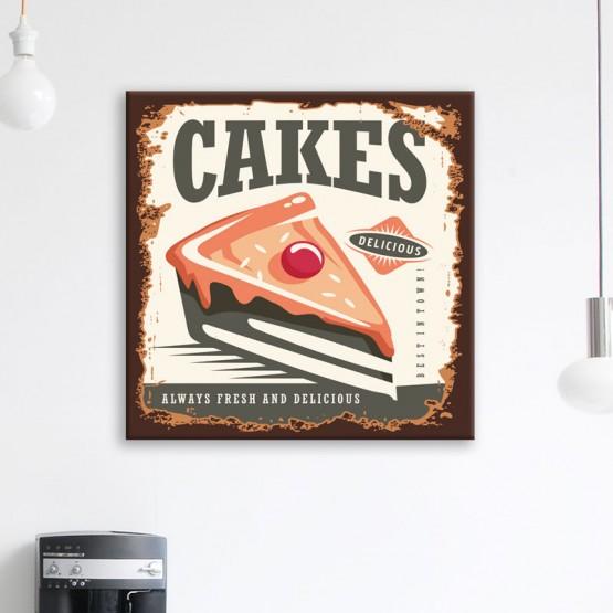 Tableau Delicious Cake