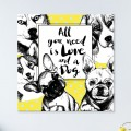 Tableau Love your Dog